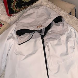 Helly Hansen rain coat
